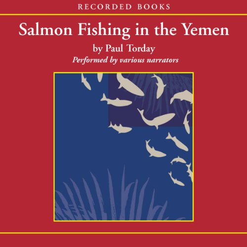 Salmon Fishing In The Yemen  audiobook cover art