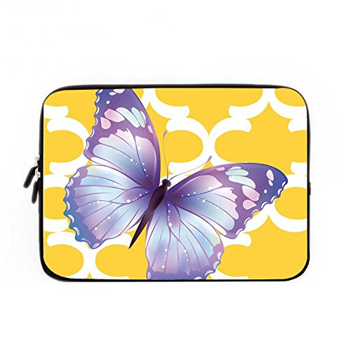 Laptop Sleeve case cover 15/15.6 Inch,Notebook/MacBook Pro/MacBook Air Laptop Butterfly Laptop Sleeve