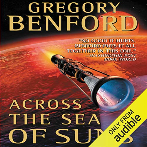 Couverture de Across the Sea of Suns