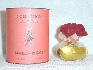 Mariella Burani Collection de Roses for Women 40 ml/1.3 oz Parfum de Toilette Spray New in Box
