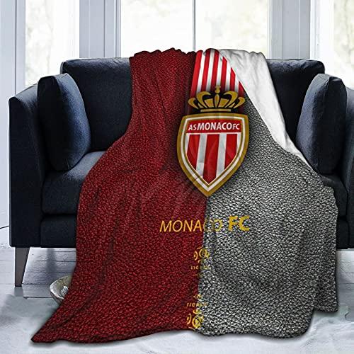Mo-Na-Co, coperta in flanella per letto, divano, soggiorno, morbida, calda e soffice coperta