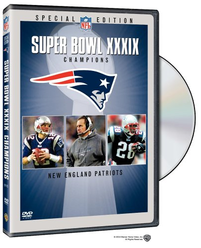 Super Bowl XXXIX - New England Patriots Championship Video