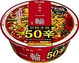 明星 ラーメンぴあ 辛麺屋一輪監修 宮崎辛麺50辛 107g ×12個