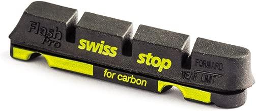 Swiss Stop FlashPro Original Black Brake Pads - Set of 4