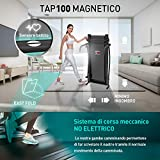 Zoom IMG-2 ym tap100m tapis roulant magnetico
