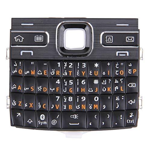 Nokia Spare Teclado del teléfono móvil Funda con botones de Menu/pulsar los botones para Nokia E72 Nokia Spare 1