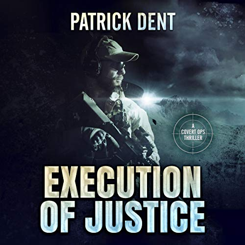 Execution of Justice audiobook cover art