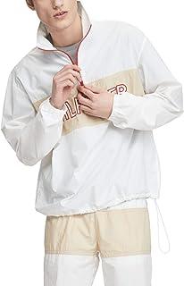 Men's Long Sleeve 1/4 Zip Popover in Classic Fit