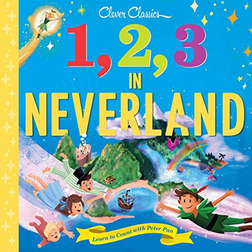 1, 2, 3 in Neverland