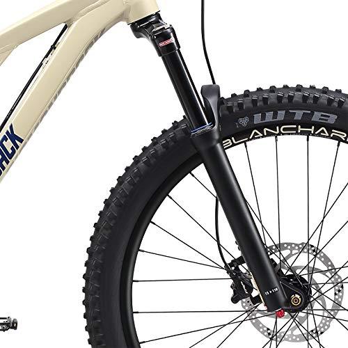 Product Image 9: Schwinn S29 Mens Mountain Bike, 29-Inch Wheels, 18-Inch/Medium Aluminum Frame, Dual-Suspension, Mechanical Disc Brakes, Matte Black