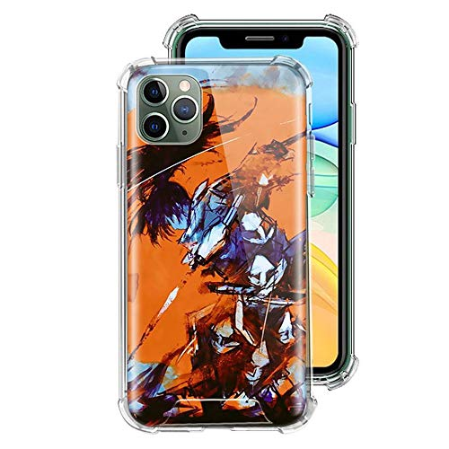 ZENGMING Anime Dororo Japanese Case For Apple iPhone Clear Soft Airbag Anti Phone Cover A08 For Funda iPhone 6 (iPhone 6S)