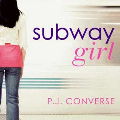 Subway Girl audiobook cover art
