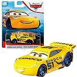 Disney Selección Vehículos | Modelos 2020 Cars 3 | Cast 1:55 | Mattel, Cars 2017:Cruz Ramirez Dinoco