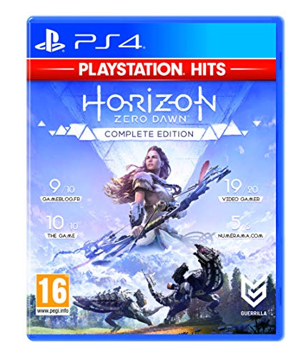 Horizon Zero Dawn Complete Edition HITS - PlayStation 4 [Importación francesa]