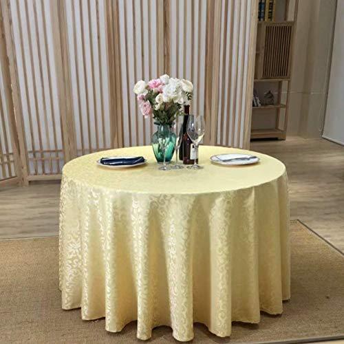 QinSheng Mantel Kuatao, sofá de Marca, Mesa Redonda, Sala de conferencias Europea Gruesa, Restaurante Familiar, Sala de Estar