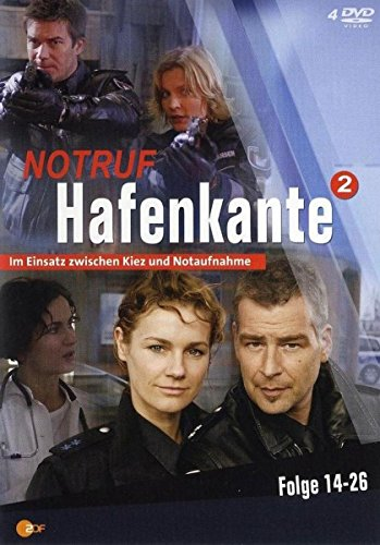 Notruf Hafenkante 2, Folge 14-26 (4 DVDs)
