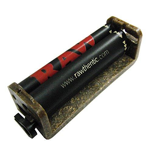 RAWロー、ヘンププラスチック70mm切り替えレバー付きシングルローリングマシーン