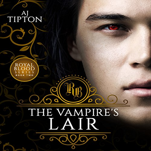 The Vampire's Lair     Royal Blood, Book 2              By:                                                                                                                                 AJ Tipton                               Narrated by:                                                                                                                                 Audrey Lusk                      Length: 2 hrs and 25 mins     Not rated yet     Overall 0.0