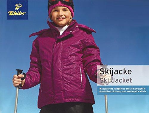 TCM Tchibo Mädchen Skijacke, wasser-und winddicht (146/152)