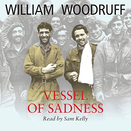 Vessel of Sadness audiobook cover art