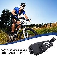 mlloaayo Borsa da Sella per Bici da 2,5 Litri Borsa da Sella per Bicicletta Impermeabile per Bicicletta da Strada di Montagna #5