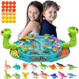 Dinosaur Toys for Kids 3-5,Toys for 3 4 5 Year Old Boys Girls,2-players Dinosaur Board Games Outdoor Toys,Kids Toys Dinosaur Shooting Games,Toddler Toys for Indoor Outdoor Games Kids Ages 3 4 5 6 7