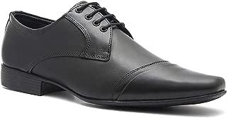 Sapato Social Salazari Preto Fosco 423