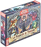 Devir- Hero Realms: La Perdición de Thandar, Multicolor (BGHRUI)