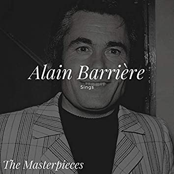 Alain Barrière Sings - The Masterpieces