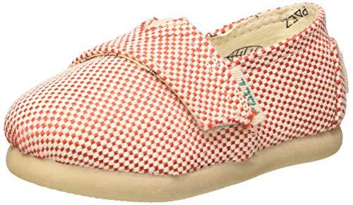 Paez Unisex Baby Classic Panama Espadrilles, Blau (Red 013), 20 EU