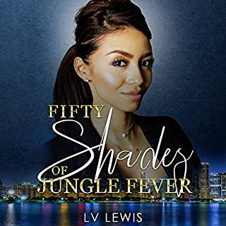 Fifty Shades of Jungle Fever audiobook cover art