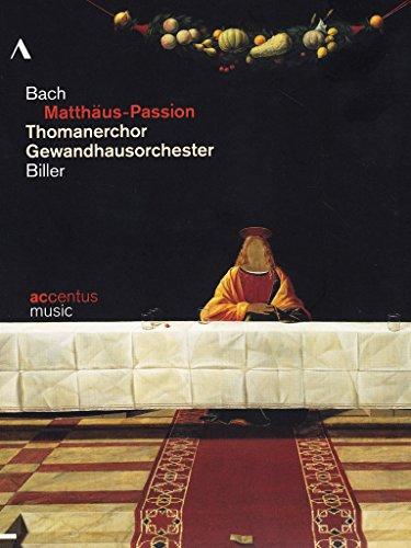 Bach: Matthäus-Passion - Thomanerchor [2 DVDs]