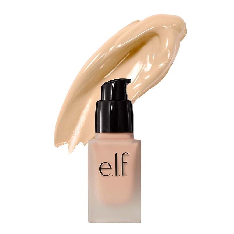 クリップ蝶含む確認(6 Pack) e.l.f. Oil Free Flawless Finish Foundation - Natural (並行輸入品)