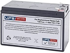 Prince Model 4 12V 7Ah Tennis Ball Machine Battery Replacement