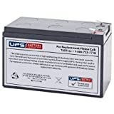 12V 7Ah F2 - Compatible Battery for Belkin F6C127xBAT by UPSBatteryCenter