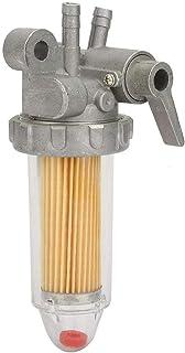 Filtro de generador diesel, separador de agua y combustible, filtro de aceite combustible de repuesto ABS, filtro de tubería en línea diesel para motor generador diesel 186FA 178FA 186F 5KW