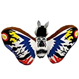 Toho Godzilla Rainbow Mothra Jumbo 22 Inch Plush