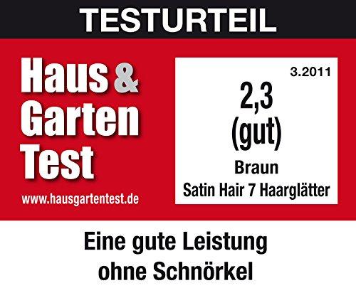Braun AKTIONSPREIS – Satin Hair 7 ST715 ES2 Haarglätter/Glätteisen - 2