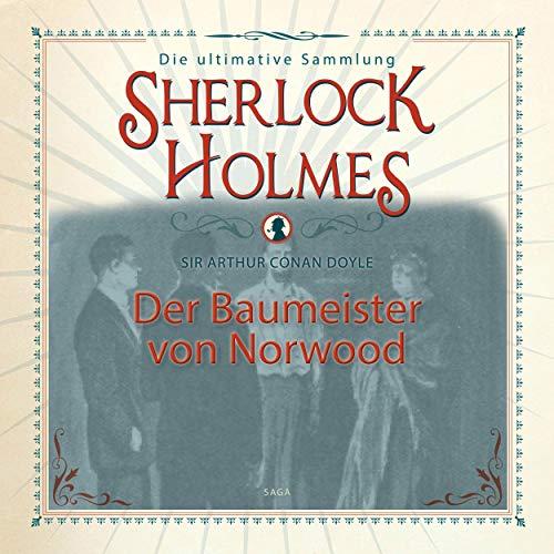 Der Baumeister von Norwood audiobook cover art