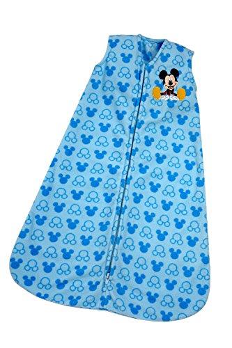 Disney Mickey Wearable manta, azul, tamaño mediano