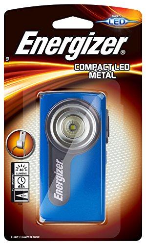 Energizer - LP37651 Lampe de Poche LED Metal Compact - coloris aléatoire