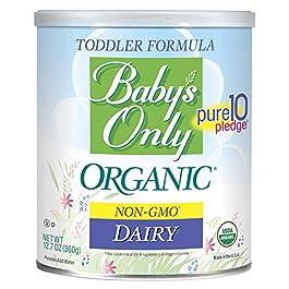 Baby's Only Dairy Toddler Formula – Non GMO, USDA Organic
