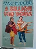 A Billion for Boris (Harper Trophy Book)