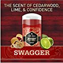 Old Spice Red Zone Collection Swagger Scent Men's Deodorant, 3 Oz