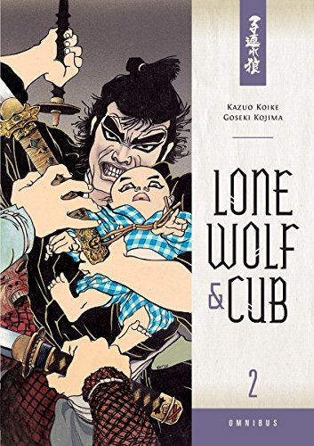Lone Wolf & Cub Omnibus, Volume 2