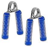 Blue-Line Hand-Gripper Fingerhanteln Hanteln 2er Set (Paar)