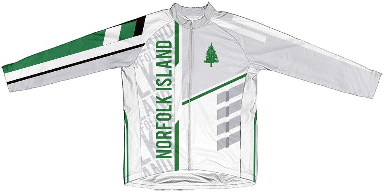 Norfolk Island ScudoPro Long Sleeve Cycling Jersey for Women