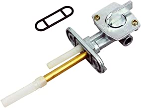 QAZAKY Fuel Gas Petcock Valve Pump Switch for Suzuki DRZ400 FZR600 LT80 LTZ250 LTZ400 Yamaha YFS200 YFM250 YFM350 YFM400 YFM600 YFM660 YFZ350 YFZ450 Raptor 660 Wolverine Banshee 350 Grizzly Blaster