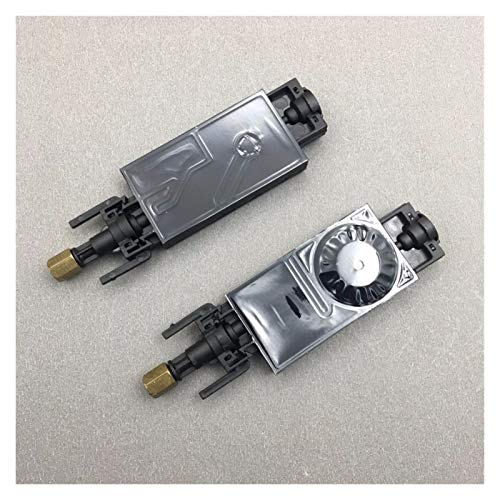huiyue 10PCS DX5 UV Ink Damper For M-imaki JV33 JV5 CJV30 Galaxy For E-pson XP600 Eco Solvent Plotter Printer UV Garbage Collector With Connector Printer Accessories (Color : Damper)