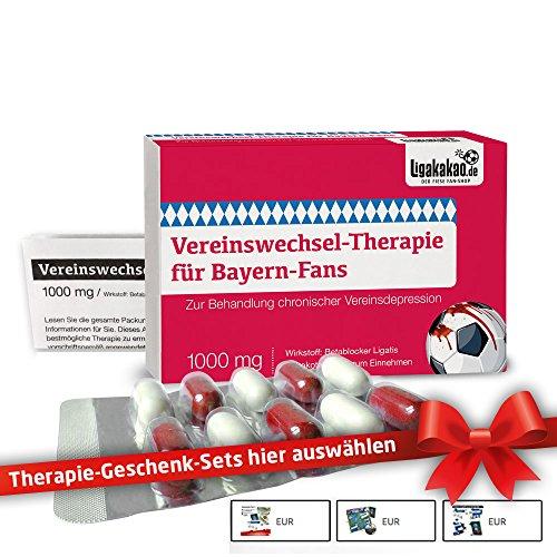 Alles für Bayern-Fans by Ligakakao.de FC Bayern München geldbörse ist jetzt VEREINSWECHSEL-Therapie Portemonnaie Herren Geldbeutel Wallet Leder